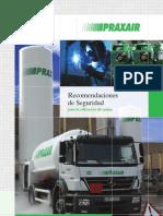 Praxair 2012 - Recomendaciones de Seguridad Para La Utilizacion de Gases - Buenisimo