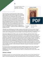 Abraham Abulafia - Wikipedia, The Free Encyclopedia