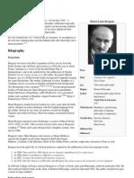 Henri Bergson - Wikipedia, The Free Encyclopedia