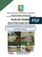 Mejoramiento a La Cadena Productiva de La Acuicultura en Puerto Inca