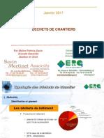 PPT Formation Dechets de Chantiers 15-02-2011