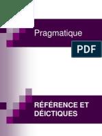 Curs Pragmatique.2b 3 4.III.reference.deixis.pt a.I