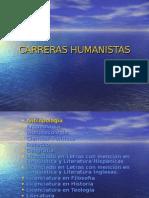 Carreras Humanistas