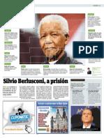 Rostro de Mandela