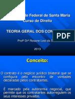 Aulas Teoria Dos Contratos I Unidade 1 2013