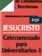 Consiliarios Cvx - Jesucristo, Catecumenado Para Universitarios