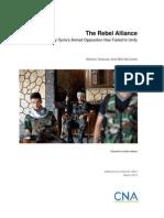 CNA Study on Syrian Rebel Alliance