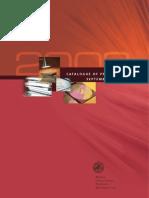 Wipo Pub Catalog 092008