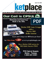 Printers' Marketplace | April 28th 2009
