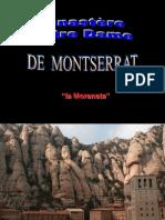 Manastirea Montserrat - Spania