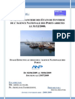Rapport Final ANP Dounia