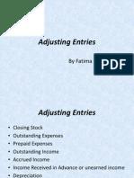 Adjsuting Entries -1