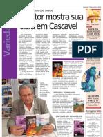 Carlos Pedroso Dos Santos e Seus Livros