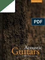 Maton Catalogue Acoustic
