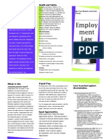 employment law leaflet 1