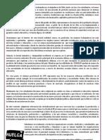 LA ALZADA - 26 DE JUNIO - Jornada de Protesta Nacional