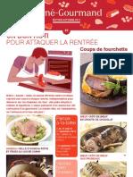 Carné Gourmand - Edition Automne 2013