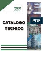 CATALOGO TÉCNICO BARNES