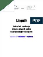 Prirucnik Lingua