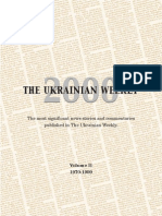 The Ukrainian Weekly 2000. Volume II