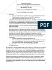 2013 Minnesota Tax Bill Incidence Analysis