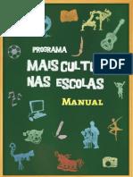 Manual Mais Cultura Nas Escolas