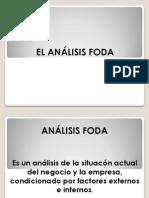 Análisis FODA-CRUZADO