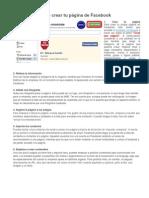 Cómo crear tu página de Facebook.pdf