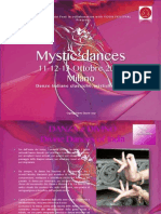 Presentazione MYSTIC DANCES-Milano 11-12-13 Ottobre 2013
