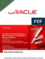 Fusion App Integration CON8685 PDF 8685 0001