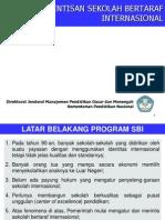 1_Latar Belakang Program SBI