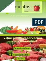 Presentacion de Alimentos