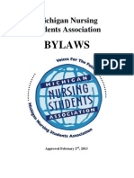 MNSA Bylaws  Updated