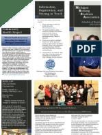 MNSA Events Brochure 2013-14