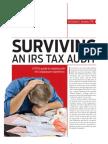Surviving a Tax Audit