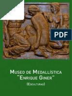 Museo de medallística Enrique Giner, escultura