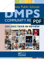 DMPS Community Report - June 2012
