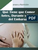 Bonus 1 Embarazo y Nutricion