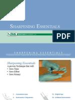 Sharpening Essentials Workbook