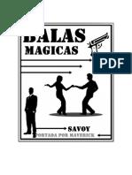 Balas Magicas - Savoy (Portada de Maverick)