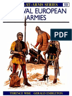Osprey - Men-At-Arms 50 - European Medieval Armies