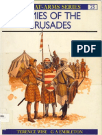 Osprey - Men-At-Arms 075 - Armies of the Crusades
