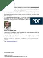 Formação e Ocupação de Bandas para Telefonia Celular