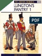 Osprey - Men-At-Arms 114 - Wellington's Infantry
