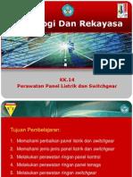 Merawat panel listrik dan switchgear.ppt