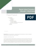 Daniel Island Cemetary Proposal