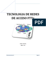 Redes FTTx I