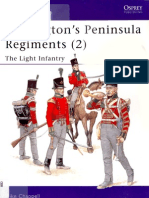 7f3f21495f8ce Osprey - Men-At-Arms 400 - Wellington's Peninsula Regiments 2 the Light  Infantry