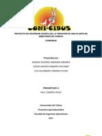 Conicibus Proyecto