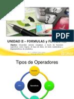 2. Formulas y Funciones - Excel Intermedio